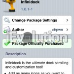Infinidock Updated To v1.6.1-1 – Fixes A Few Dependency Issues