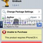 Gridlock – Free Icon Position Tweak – Now Available