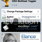 iOS4 Multitask Toggler – Disable/Enable Multitasking