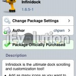 Infinidock Updated To v1.6.5-1 – Fixes A Dangerous Bug