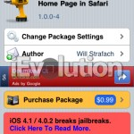 Home Page In Safari – Set A New Page In Mobile Safari