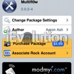 Multifl0w Updated To v2.0.2-4 – Multitasking Switcher For iOS4 and iPad