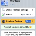OverBoard Updated To v1.2.3 – Adds Wallpaper Option, Fixes A Crash Bug & More