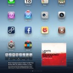 CenterBadges Cydia Tweak Centers Badge Notifications In SpringBoard Apps
