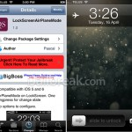 LockScreenAirPlaneMode Cydia Tweak Adds An Airplane Mode Toggle To The Lockscreen