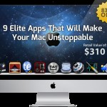 Get Over $300 Worth On Mac Applications For 83% Off Their Retail Price