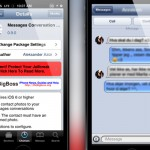 Add Facebook Chat Head Like Contact Photos To The Messages App With The Messages Conversation Photos Cydia Tweak