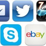 App Updates: Facebook Messenger, Twitter, Asphalt 7: Heat, Skype And eBay For iOS