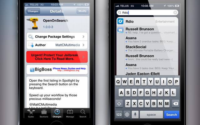 OpenOnSearch-Cydia-Tweak-ijailbreak