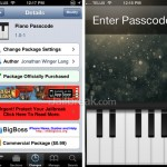 Piano Passcode Cydia Tweak Released: Play The Piano To Unlock Your iPhone Or iPad