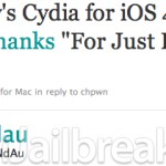 Cydia Is Optimized and Ready For iOS 4.2