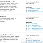 [Updated] BREAKING: Apple Releases iOS 4.3 Beta Build 8F5148b To Developers!