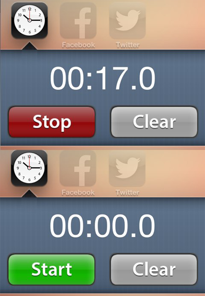 Stopwatch-Velox-Add-on