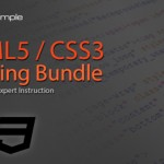 Learn HTML5 And CSS3 Through Our Beginner Coding Bundle To Create Killer Websites