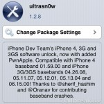 UltraSn0w 1.2.8 Available To Unlock iPhone 4 And iPhone 3GS On iOS 6.x