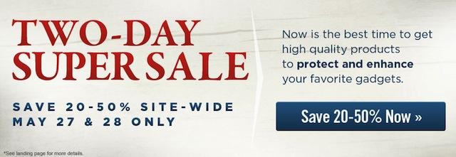 ZAGG Memorial Day Sale 2013