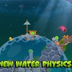 Angry Birds Space And Cut The Rope For iOS Updated, Get New Levels