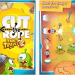 ZeptoLab Releases Cut The Rope: Time Travel, Gameloft Posts New Iron Man 3 Game Trailer
