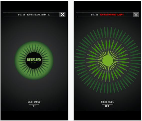 Drive Awake iOS App
