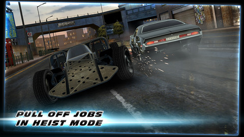 Fast And Furious 6: The Game iOS