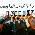Samsung Has Sold Over 100 Million Galaxy S Devices So Far