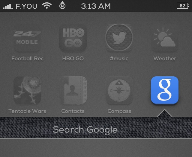 goggle search velox cydia tweak