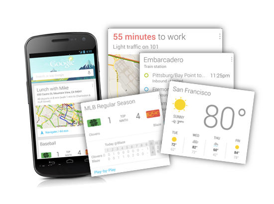 Google Now is no longer limited to your smartphone