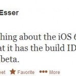 Apple Releases iOS 6.1 Beta 5, But it Has The Build ID Of A Final Release