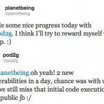 Planetbeing And Pod2G Make More Progress On The iOS 6 Untethered Jailbreak