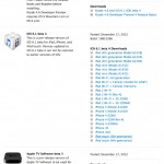 Apple Seeds iOS 6.1 Beta 4 (Build 10B5126b) To Developers Along With New Xcode And Apple TV Beta Firmware