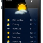 New iOS 7 Weather App Concept Inspired By Android