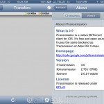 iTransmission 3 Lands In Cydia, Start Downloading Torrents On iOS 6 Now