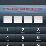 New Bug Lets Users To Bypass A Password Locked Screen In iOS 6.1 [VIDEO]