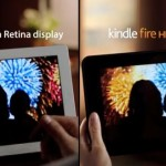 Amazon Compares Kindle Fire HD 8.9′s Display With iPad's Retina Display In New TV Ad [VIDEO]