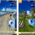 SEGA Releases Sonic Dash For iPhone, iPod Touch And iPad