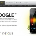 Sprint Sells Out Pre-Orders Of Upcoming Samsung Galaxy Nexus