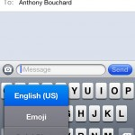 QuickPhoto Cydia Tweak Adds Camera Roll To Keyboard