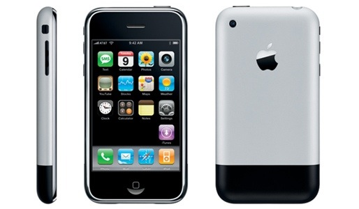 The Original iPhone Turns 6