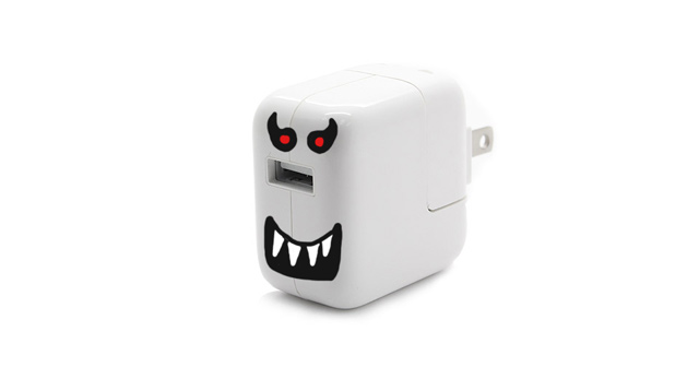 Evil-iOS-Wall-Charger