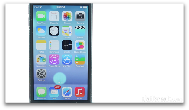 iOS 7 Beta Review Home Screen-iJailbreak