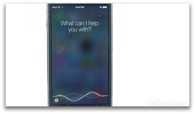 iOS 7 Beta Review Siri-iJailbreak