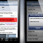 The WiPi Cydia Tweak Allows You To Easily Connect To Wi-Fi Networks On The Fly