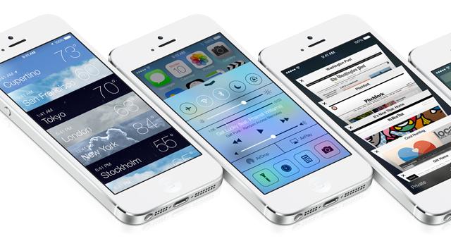 iOS 7 Is Still A Work In Progress