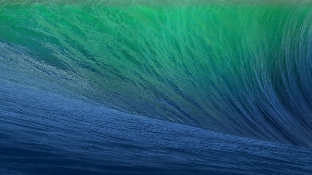 Download OS X 10 Mavericks Wallpaper