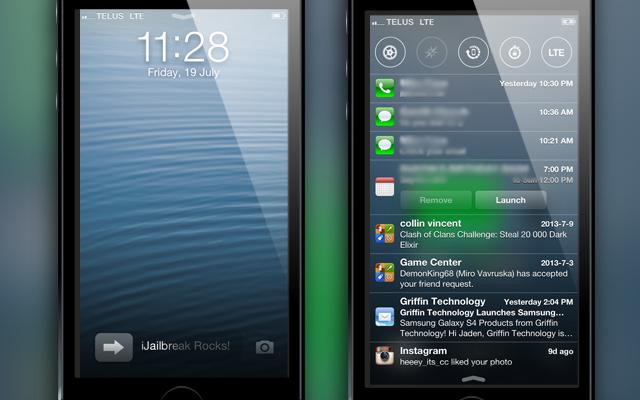 Ayra Provides A Beautiful New Lockscreen Experience On iOS [Cydia Tweak]