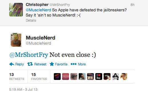 MuscleNerdEndOfJailbreaking