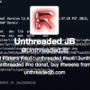 UnthreadedJB Will Jailbreak The CDMA iPhone 4 On iOS 5.1 Untethered [Download Now]