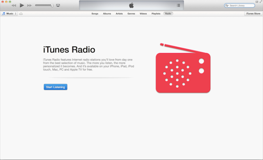 How To Get iTunes Radio Outside The U.S.