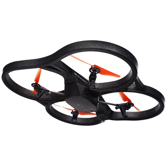 Parrot Announces The AR.Drone 2.0 Power Edition