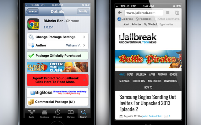 BMarks-Bar-Chrome-Cydia-Tweak